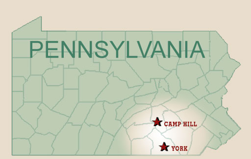 JBC Family Law office locations in Allegheny and Cumberland Counties